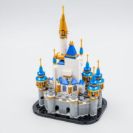 lego disney 40478 mini disney castle 7