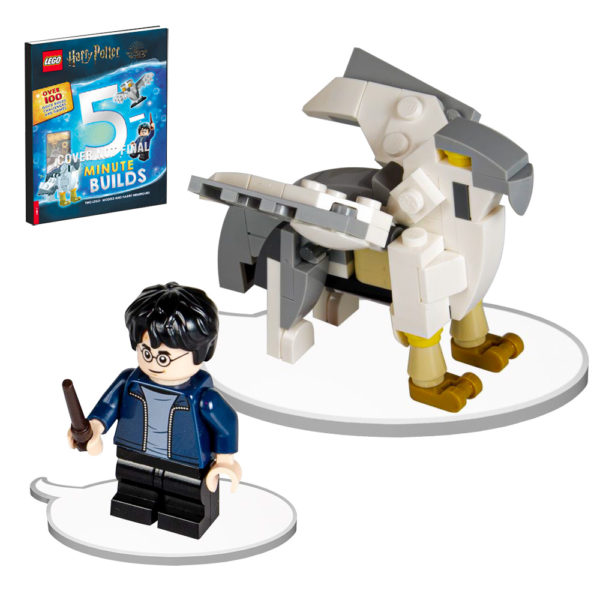 lego harry potter 5minute builds 2022 book ameet