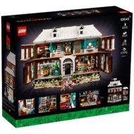lego ideas 21330 home alone house box back