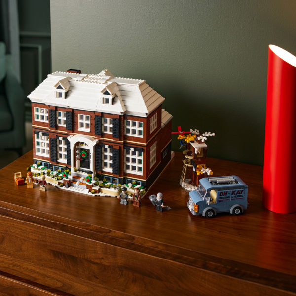 LEGO Ideas 21330 Home Alone House : Tout ce qu'il faut savoir