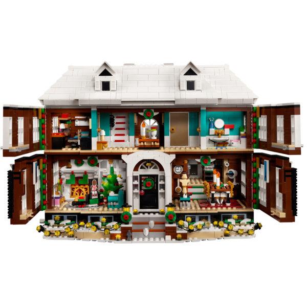 lego ideas 21330 home alone house 3