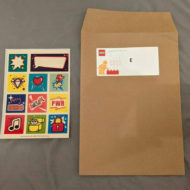 new lego sustainable cardboard packaging 2022 7